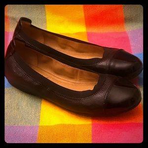 Josef Seibel Pippa 07 Ballet Flat 38 7.5 / 8 Black